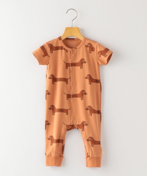 TINY COTTONS:IL BASSOTTO ONE-PIECE(80cm)