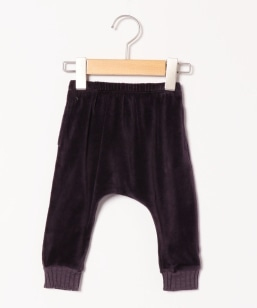 1+in the family:Delfos Velvet Leggings(80〜90cm)