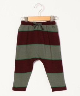 soft gallery:BALSAM GREEN AOP HAILEY BABY PANTS(80〜90cm)