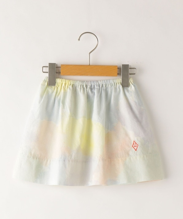 The Animals Observatory:Multicolor Watercolor Impala Skirt(110〜130cm)