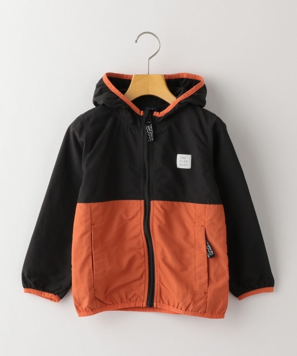 THE PARK SHOP:【SHIPS KIDS別注】<撥水・UVカット・遮熱>PACKABLE BIKE JACKET kids(95〜135cm)