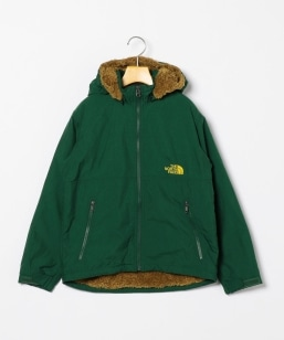 THE NORTH FACE:Compact Nomad Jacket(100〜150cm)