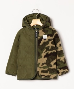 THE PARK SHOP:【SHIPS KIDS別注】HALFBOY JACKET(95〜135cm)