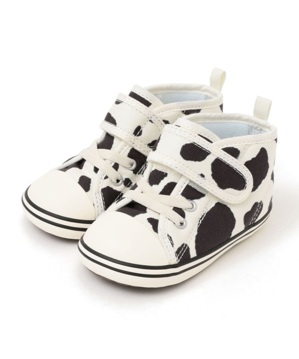 CONVERSE:BABY ALL STAR N COWSPOT V-1