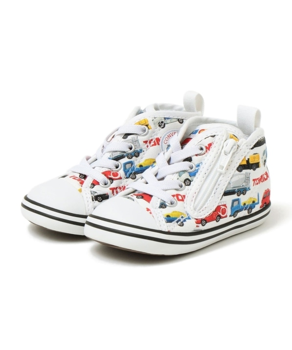 CONVERSE:BABY ALL STAR N TOMICA PT Z