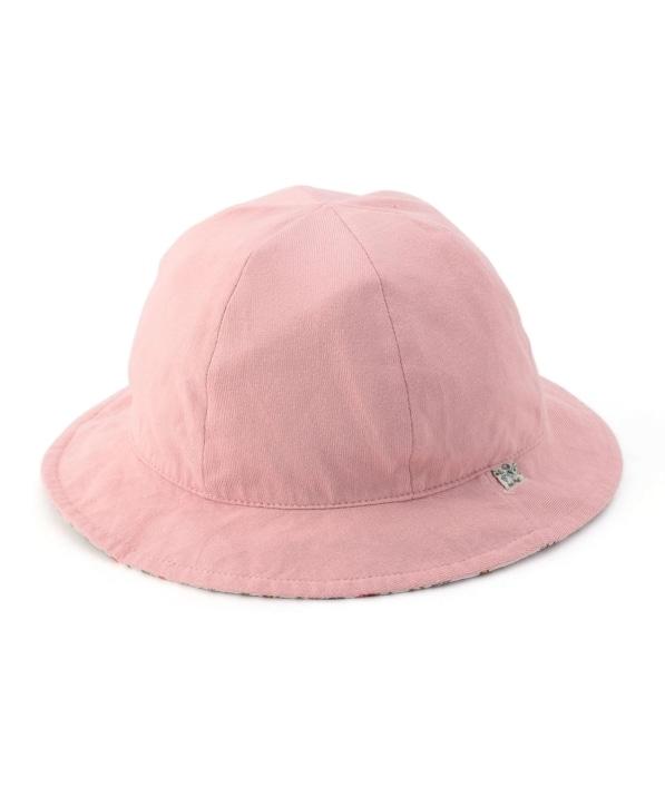 36662a714b18c ... KIDS SHIPS KIDS ベビー リバーシブル フラワー ハット. ピンク. ライトブルー