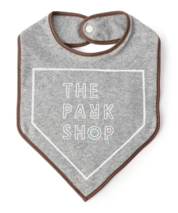 THE PARK SHOP:ホームベース ビブ