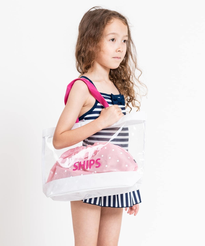6ca96c267c86 ... KIDS:SHIPS KIDS:ビーチ バッグ 2019SS. ライトグレー. ピンク. ネイビー. ライトグレー; ピンク; ネイビー