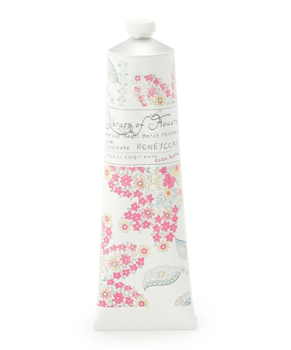 Library of flowers:HAND CREAM