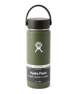 Hydro Flask:18oz WIDE MOUTH