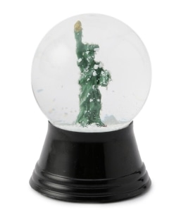 VIENNA SNOW GLOBE:45mm