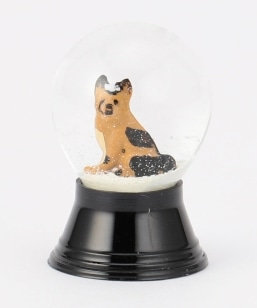 ▲VIENNA SNOWGLOBE: SNOW DOME(25mm)