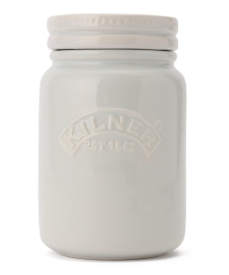 KILNER:CERAMIC PUSH JAR