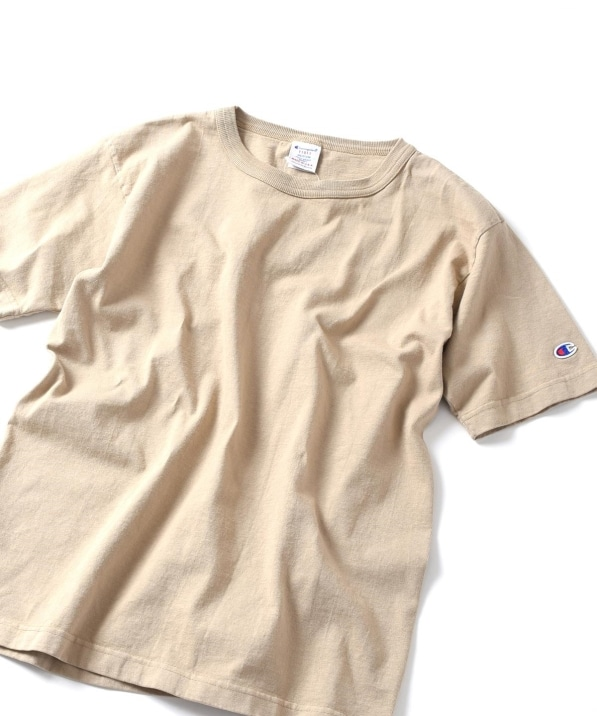 Champion: made in usa T-1011 カラーTシャツ