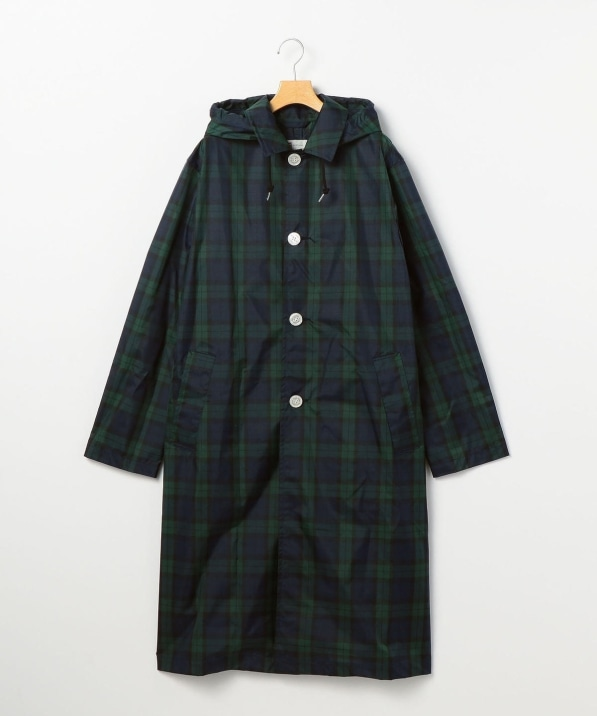 SHIPS any×Traditional Weatherwear: 別注 PENRITH スプリングコート チェック