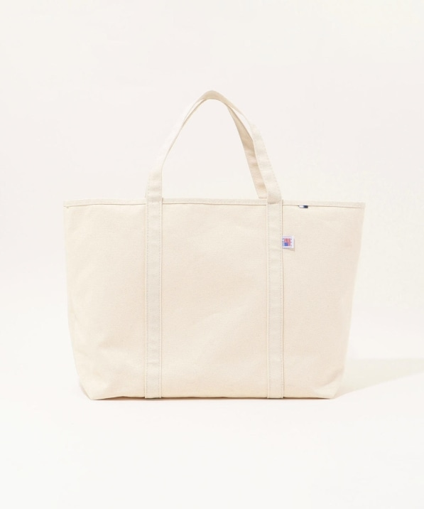SHIPS any: STANDARD キャンバス トートバッグ L