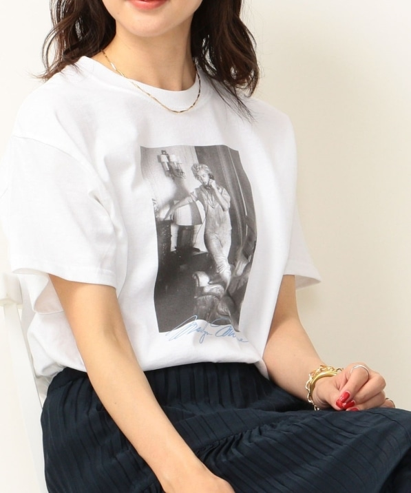 【SHIPS any別注】GOOD ROCK SPEED:Marilyn Monroe フォトプリントTEE