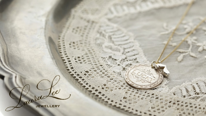 Laura Lee JEWELLERYのネックレス