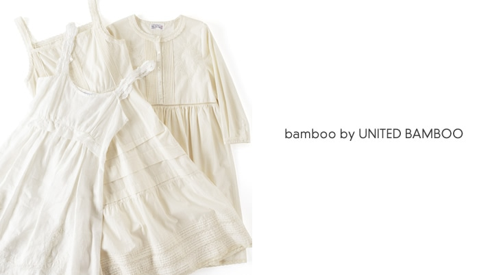 bamboo by UNITED BAMBOOのルームウェア