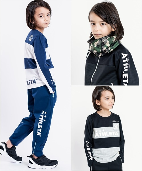 《先行予約》★★★ATHLETA【SHIPS KIDS 30th別注】