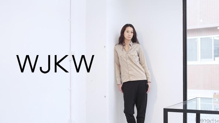 WJKW デザイナー市川さんのお洒落話