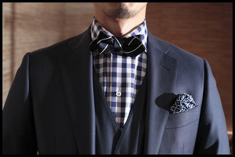 結婚式から二次会までの Br 服装術教えます シャツ タイのvゾーン攻略編