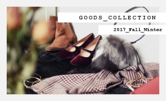 Women's Fall&Winter GOODS COLLECTION